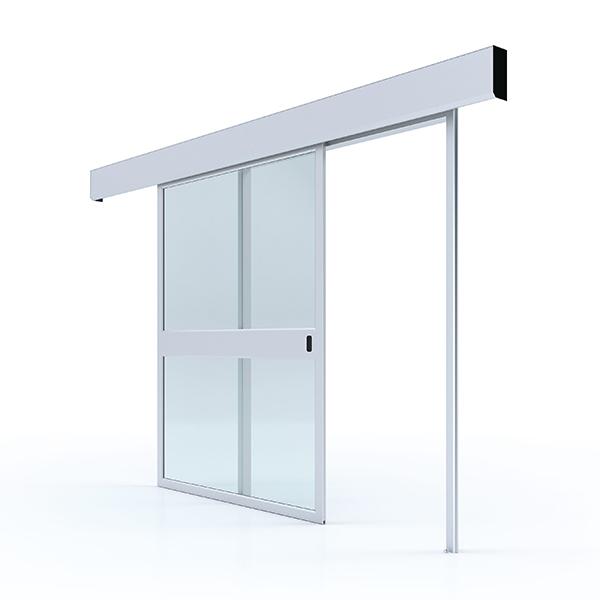 玻璃氣密自動平移門