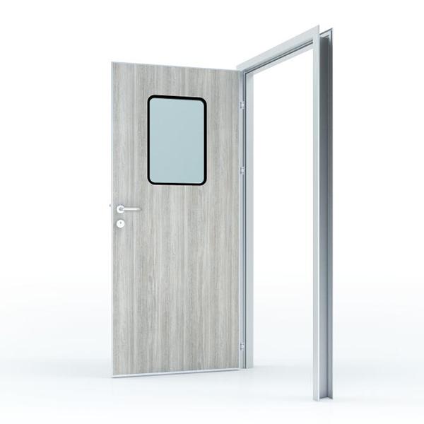 門框加強型氣密平開門(40門扇)