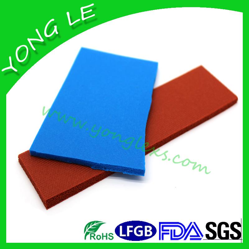 3毫米厚硅胶发泡板