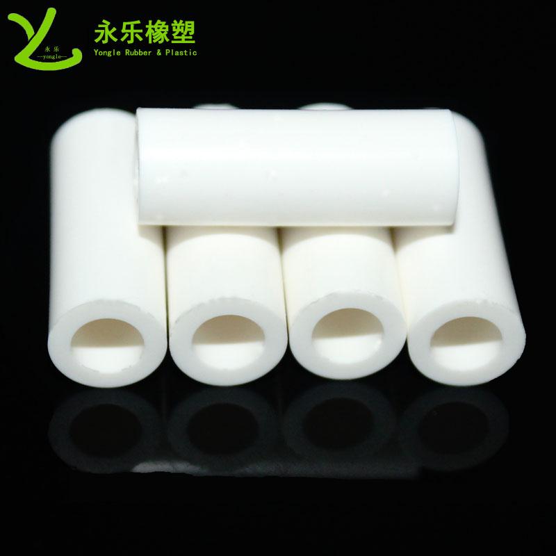 白色阻燃硅胶管