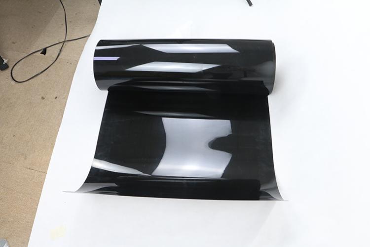 大同水果盒pvc包装薄片_永威塑料_金色_uv印刷_蛋糕盒