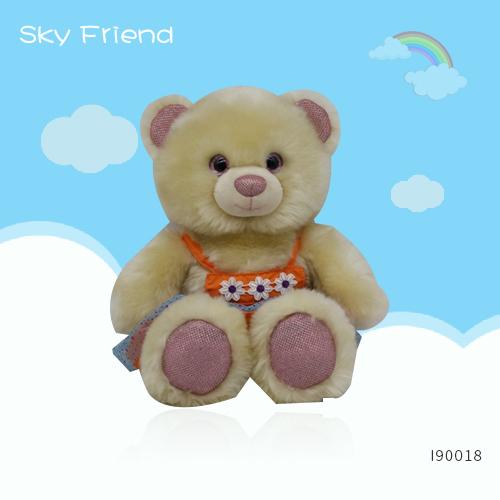 小熊毛絨玩具