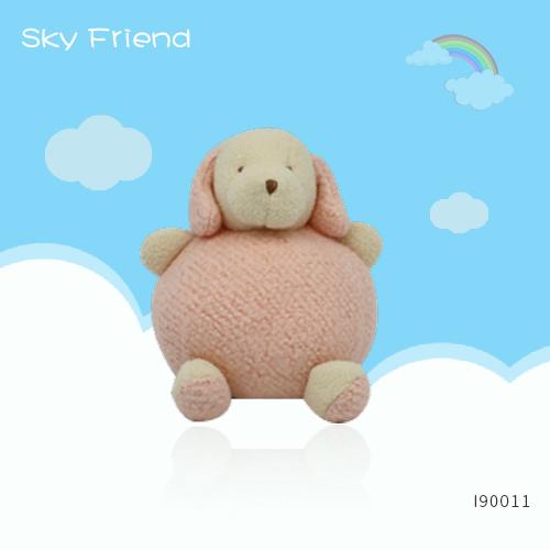 儿童熊毛绒玩具