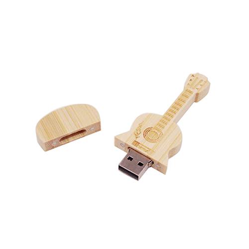 木质吉他U盘16G