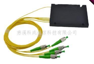 FCAPC 1分4分光器PLC光分路器廣電有線電視