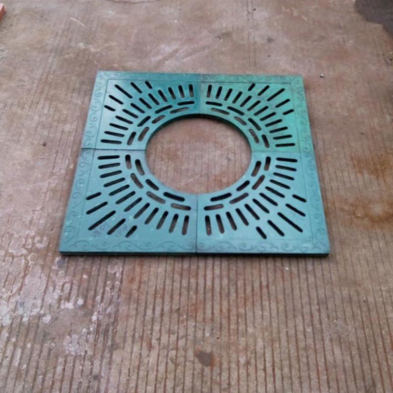 电缆盖树池篦子复合井盖厂家直销_源鑫建材_700_电缆盖_重型