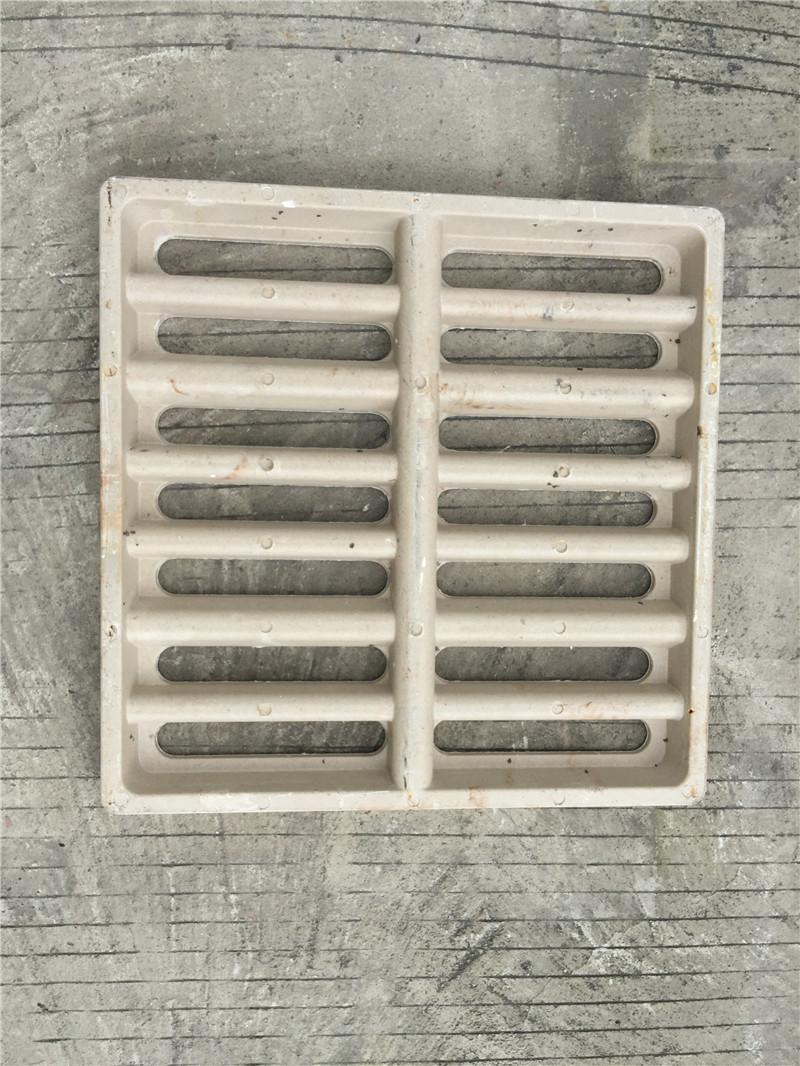 铸铁盖雨水篦复合井盖批发_源鑫建材_密封_耐用_高强度_铸铁盖