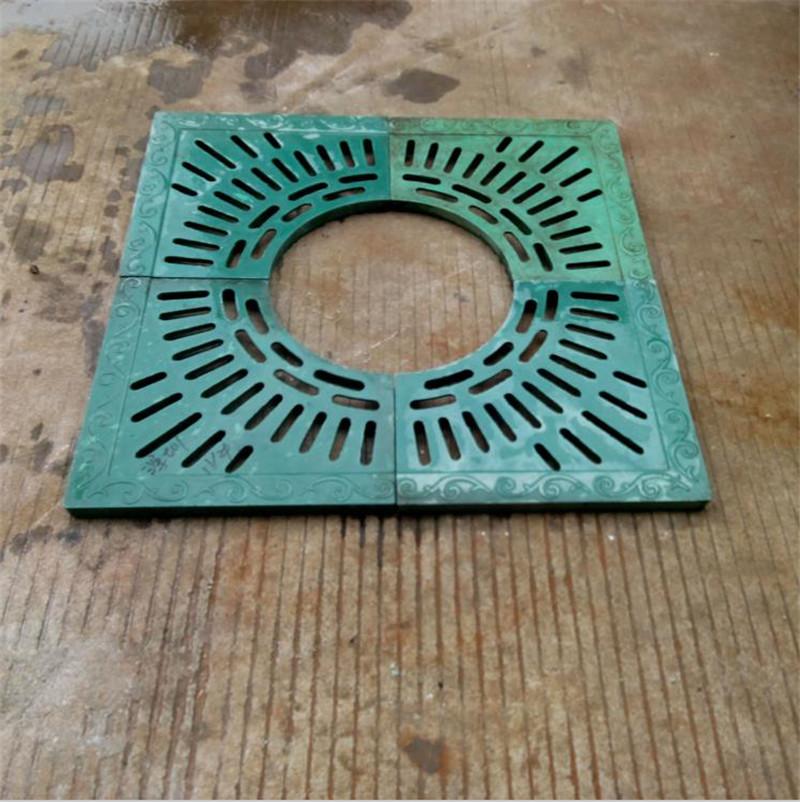 源鑫建材_铸铁盖_电缆盖树池篦子复合井盖厂家