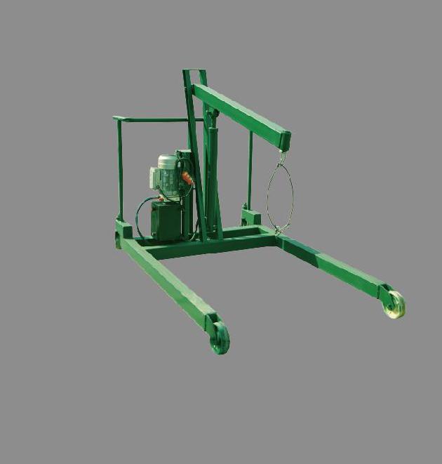 液压吊模机