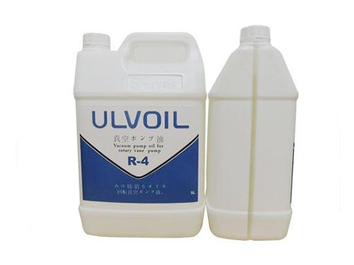 ULVAC爱发科真空泵油R4-5L装