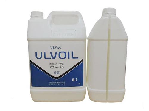 ULVAC爱发科真空泵油R7-5L装