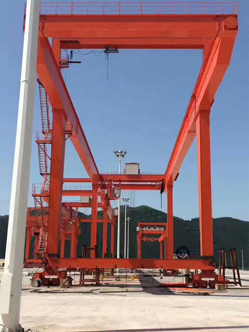 小型龍門吊10噸價格_譽鼎起重自動化設備_50噸_25噸_3噸