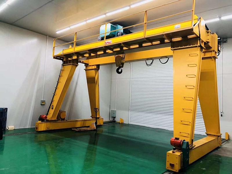 花架龍門吊10噸價格_譽鼎起重自動化設備_小型_花架_50噸