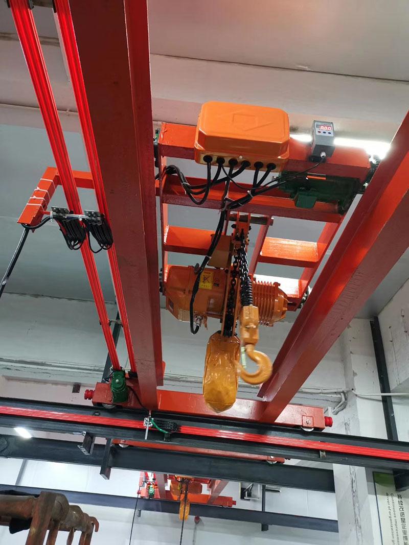 LD单梁起重机厂家上门安装吗_誉鼎起重自动化设备_2吨