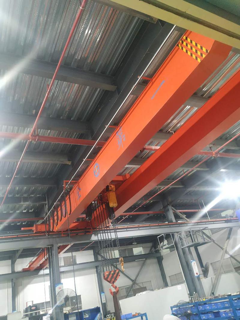 单梁悬挂_10吨行吊生产厂家_誉鼎起重自动化设备