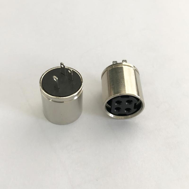 POWER DIN 母头焊线式(3-4P)