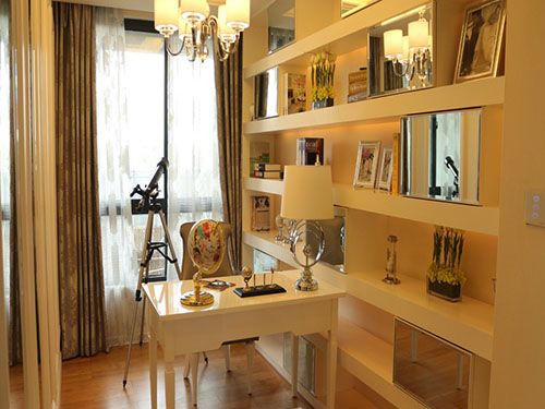 书房室内设计图片