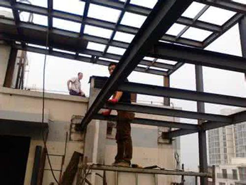 韶关钢结构夹层工程