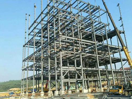 封开钢结构夹层工程