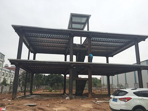 惠州钢结构夹层工程