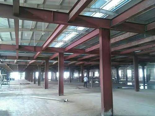 云浮钢结构夹层工程
