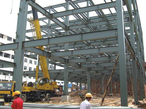 四会钢结构夹层工程