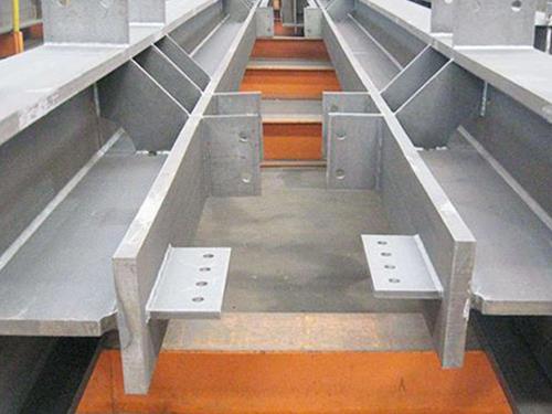 清远钢结构设备支架