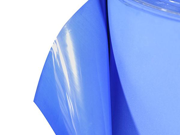 印刷襯墊-紙箱印刷襯墊-氣墊式襯版-水墨印刷機滾筒襯墊-藍色襯墊