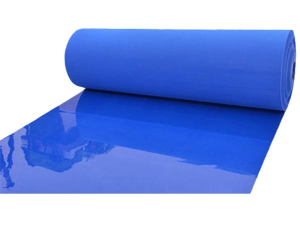 印刷襯墊--紙箱印刷襯墊-氣墊式襯版-水墨印刷機滾筒襯墊-藍色襯墊