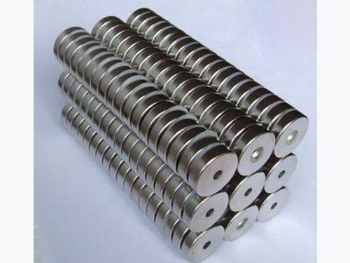 圆形强力磁铁-东莞市横沥宇恒磁性材料厂-企讯网