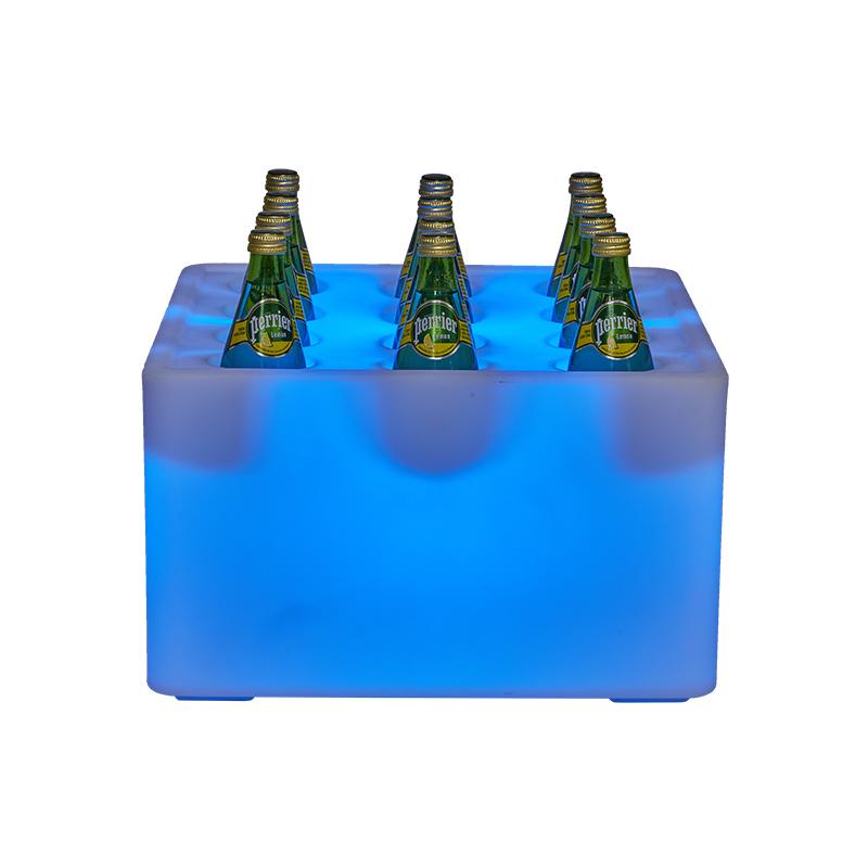 LED啤酒發光冰桶