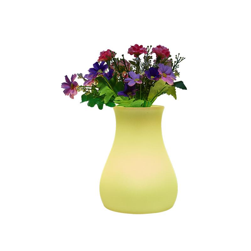LED發光花盆