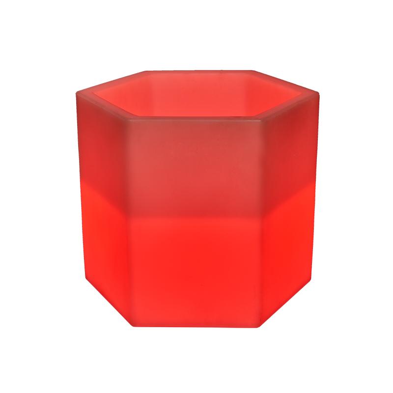 LED發光塑料花盆