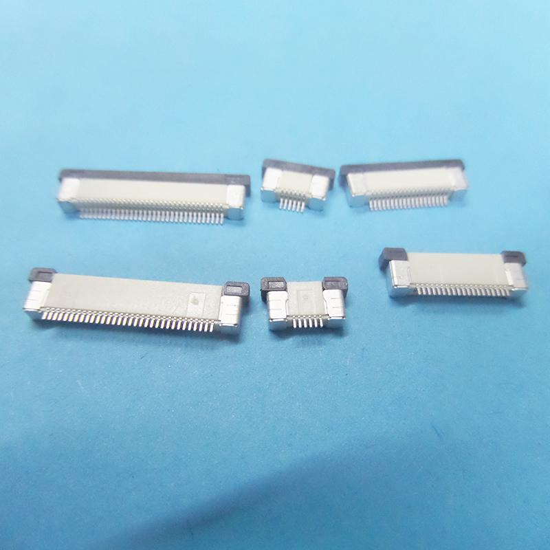 宇联盛_0.5mm_东莞FPC连接器生产厂家