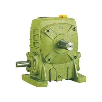 WP鑄鐵蝸輪蝸桿減速機