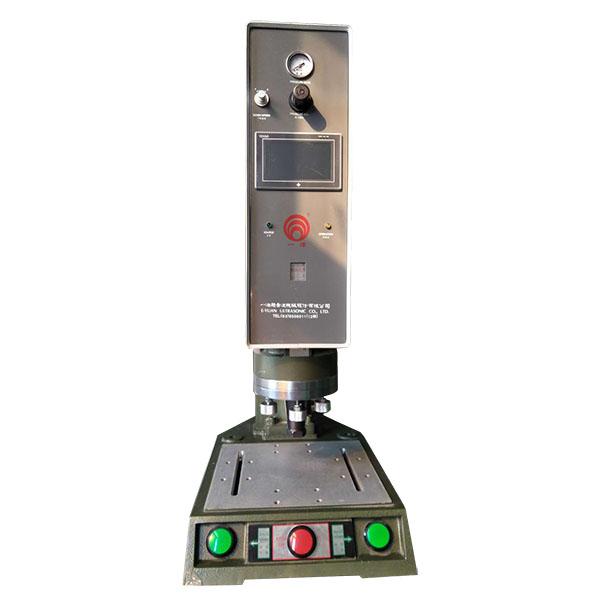 超音波塑膠熔接機15K 2600W進口追頻機器