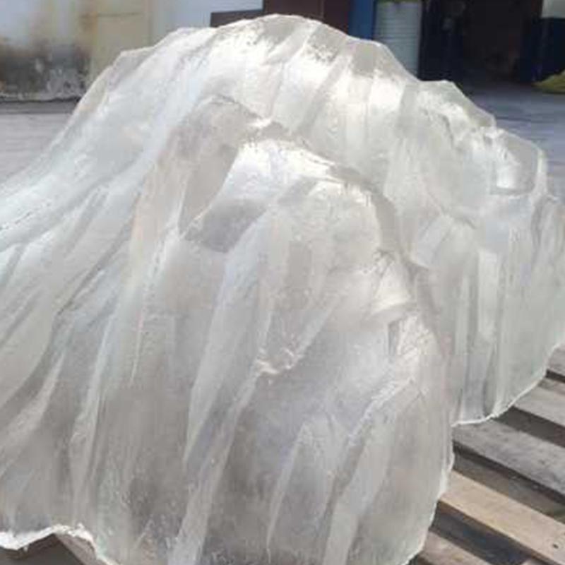 森林景观雕塑_国内_苏州商场玻璃透明树脂雕塑供应