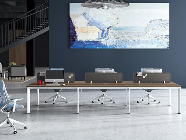 钢架职员办公桌34
