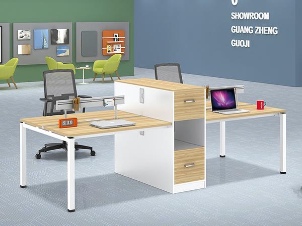 钢架职员办公桌36