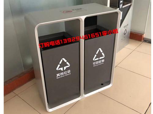 深圳福田區形象垃圾桶