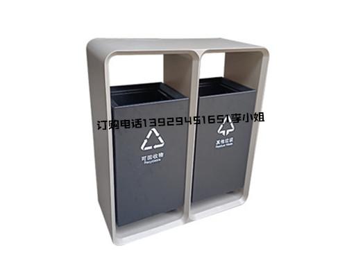 深圳不銹鋼戶外果皮箱