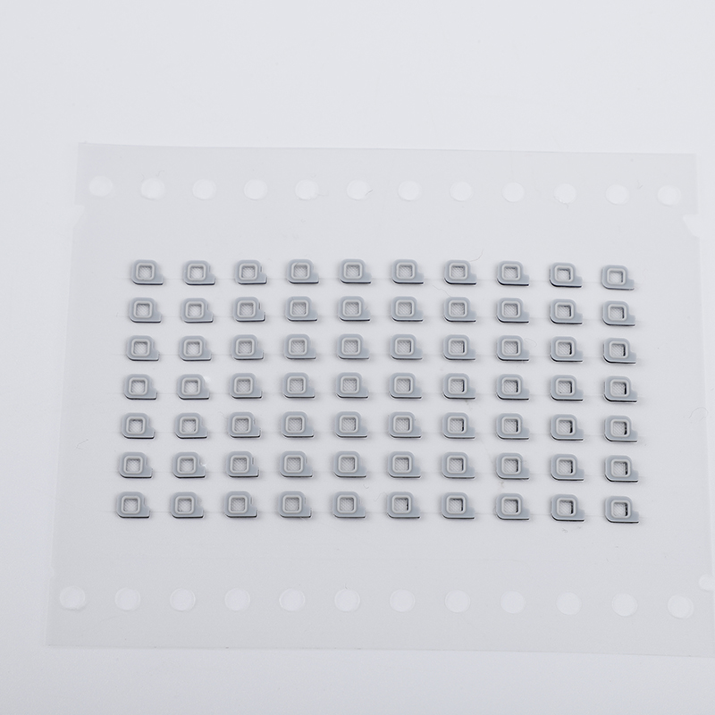 OPPO防尘胶供应_技展电子_各类手机_减振_苹果8系_前框