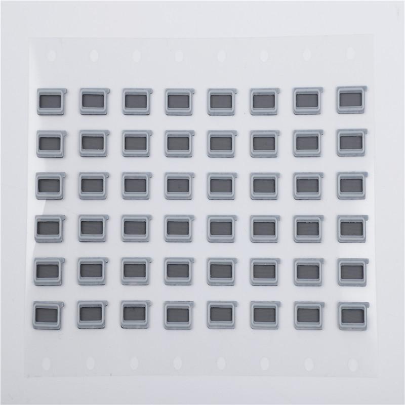 粘性强_苹果8系防尘胶订制_技展电子