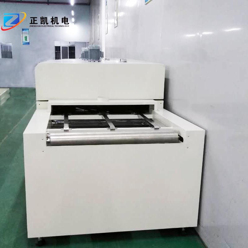 表面印刷烘烤_UV隧道爐供應_正凱機電