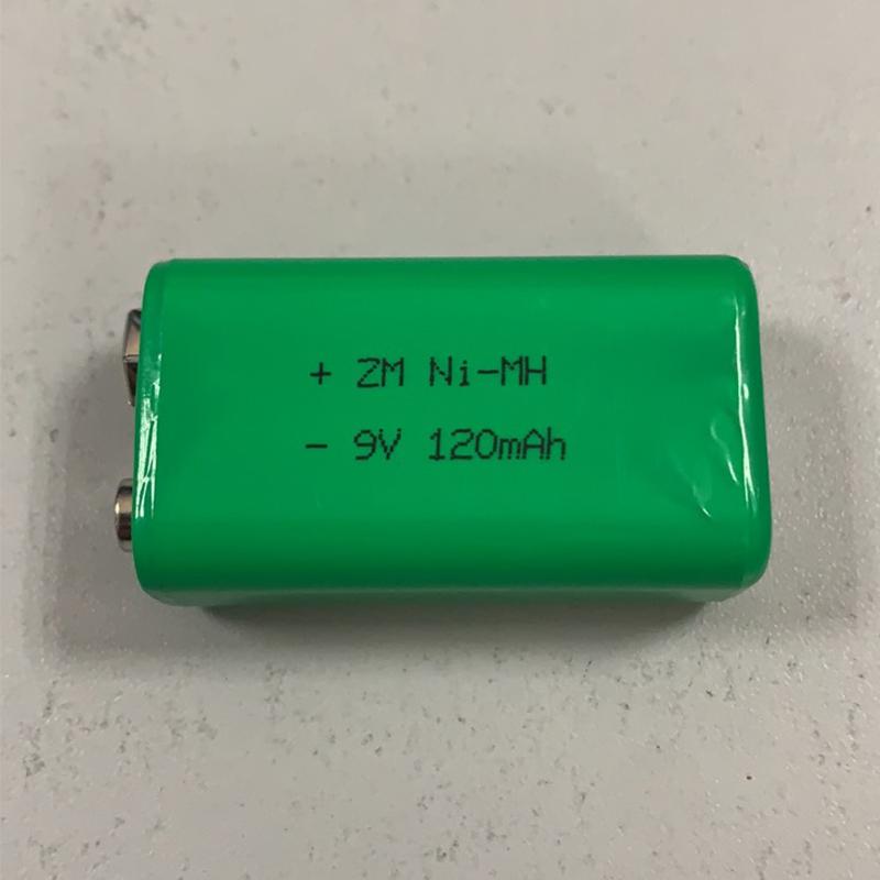 真明_4.8V_6V120H镍氢电池代加工