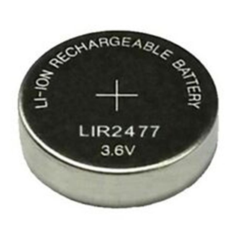 真明_高溫_玩具LIR2477鋰離子紐扣電池供應商家