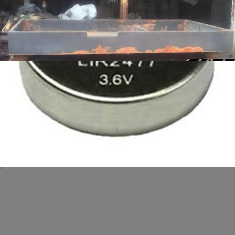 真明_大容量_插片式LIR2477鋰離子紐扣電池工廠