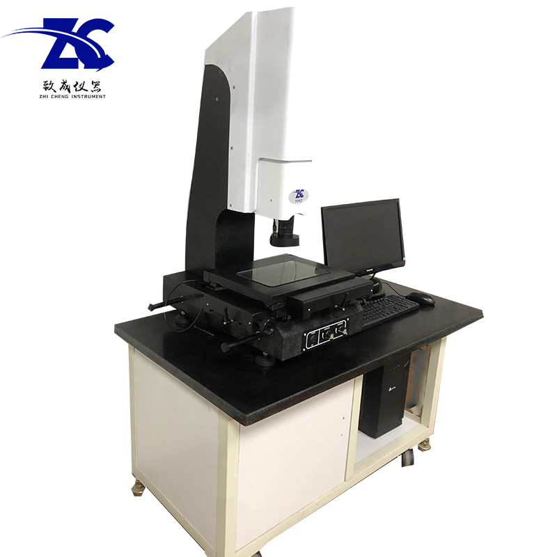 手動型二次元影像測量儀