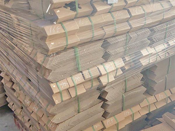 紙護角生產