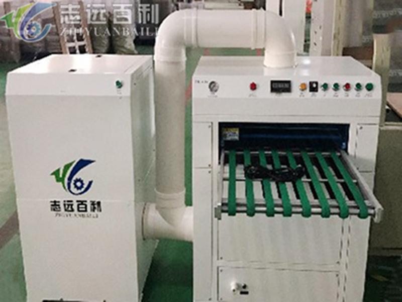 專業生產_自動高低調節除塵機廠商_志遠百利自動化